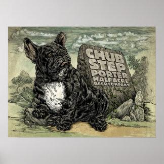 Chub Step Porter Poster