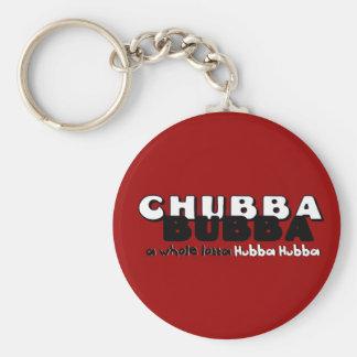 Chubba Bubba Keychain