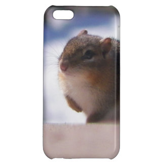 Chubbers the Chipmunk Case For iPhone 5C
