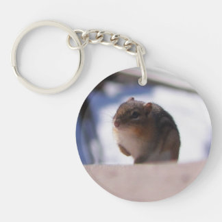 Chubbers the Chipmunk Keychain