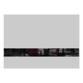 """Chubby, 8.9 cm x 6.4 cm, 100 pack, """"Tango grey"""" Large Business Card"""