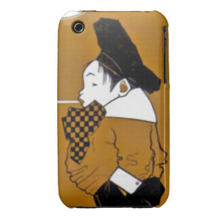 Chubby Boy iPhone 3 Cover