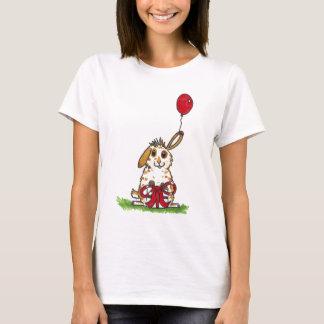 Chubby bunny birthday 'Molly' T-Shirt