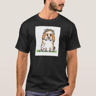 Chubby bunny 'Holly' Design T-Shirt