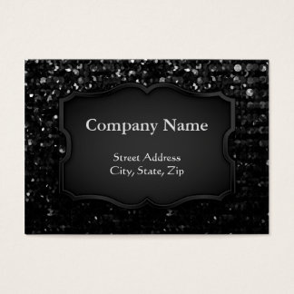 Chubby Business Card Crystal Bling Strass