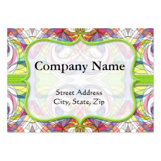 Chubby Business Card indian style