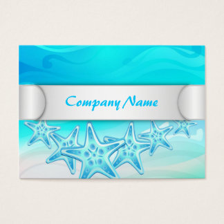 Chubby Business Card Starfish