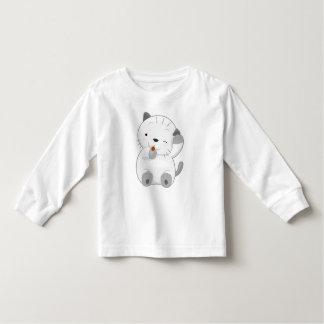 Chubby Cat Toddler T-shirt