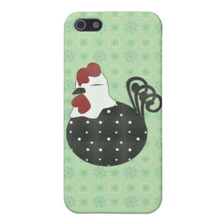 Chubby Chicken Cover For iPhone SE/5/5s