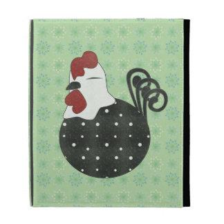 Chubby Chicken iPad Cases