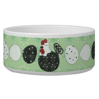 Chubby Chicken Pet Water Bowl