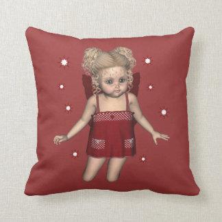 Chubby Cute Little Angel Baby Noella Pillow