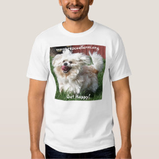 Chubby Get Happy! Shirts