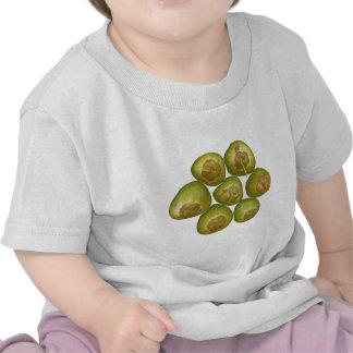 Chubby Green Coconut Shirts