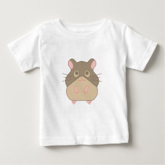 Chubby Hamster Baby T-Shirt