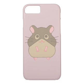 Chubby Hamster iPhone 7 Case