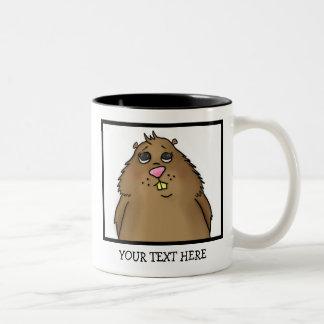 Chubby Hamster Mug
