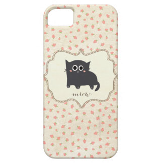 Chubby Kitty iPhone SE/5/5s Case