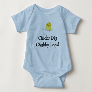 Chubby Legs Baby Onsie Baby Bodysuit