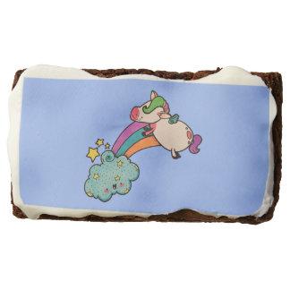Chubby Pegasus Brownie