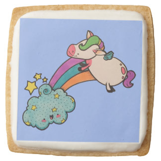 Chubby Pegasus Cookie