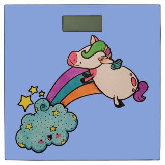 Chubby Pegasus Weight Scale
