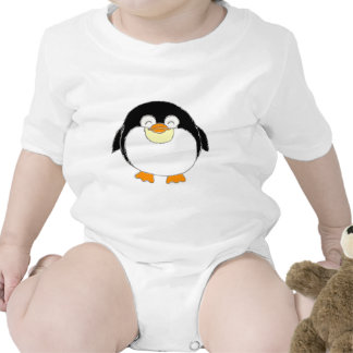 Chubby Penguin Baby Wear Tee Shirts