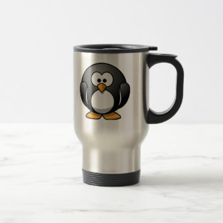 Chubby Penguin Travel Mug