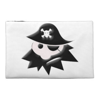 Chubby Pirate Kid Travel Accessories Bags
