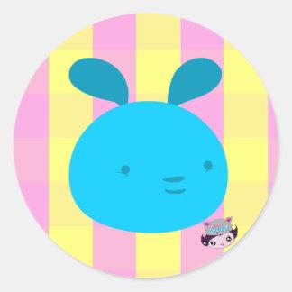 Chubby Puppy Sticker