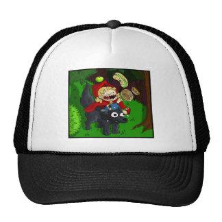 Chubby Red Riding Hood Trucker Hat