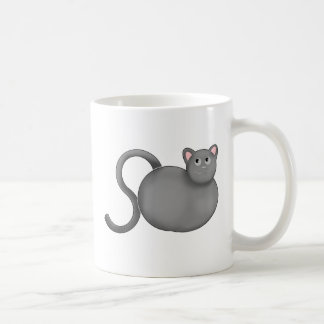 Chubby Yui! Coffee Mugs