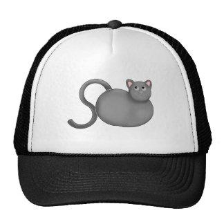 Chubby Yui! Mesh Hats