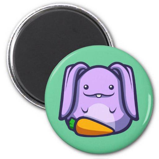 Chubs Bunny Magnet