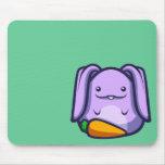 Chubs Bunny Mousepad