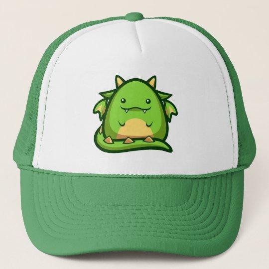 Chubs Dragon HatChubby little dragon! Real cute! Trucker Hat