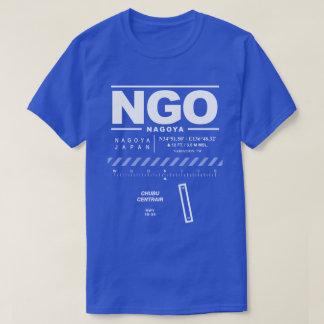 Chubu Centrair International Airport NGO T-Shirt