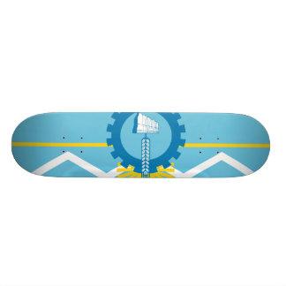 chubut, Argentina Skate Deck