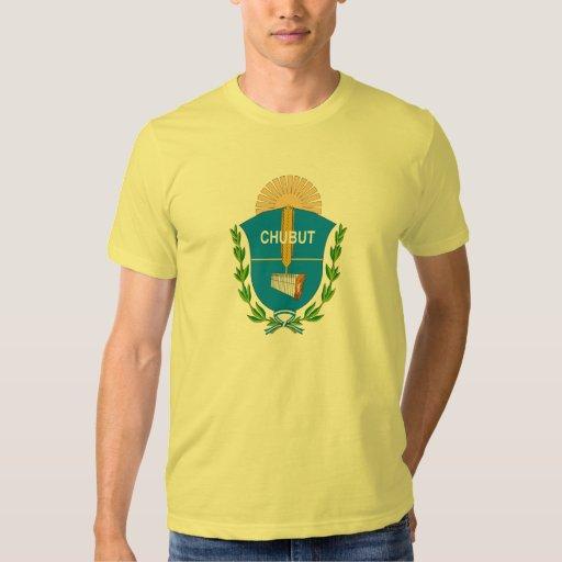 Chubut Coat of Arms T-shirt