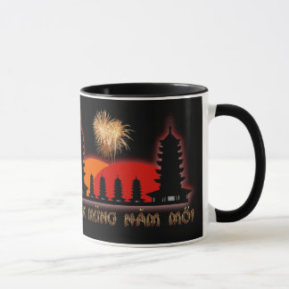 Chuc Mung Nam Moi Vietnamese New Year  Lunar Year Mug
