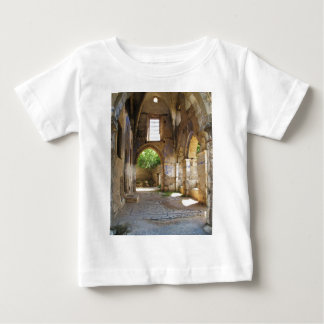 Chuch of the Panayia Pyrgiotissa,  Levissi, Turkey Baby T-Shirt