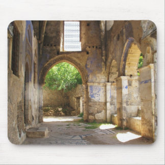 Chuch of the Panayia Pyrgiotissa,  Levissi, Turkey Mouse Pad