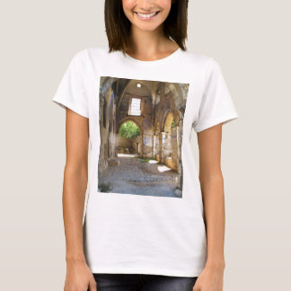 Chuch of the Panayia Pyrgiotissa,  Levissi, Turkey T-Shirt