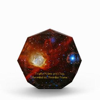 Chuchería, nebulosa N90 y pulsar celestiales