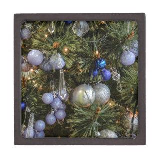 Chucherías bonitas 2 del árbol de navidad cajas de regalo de calidad