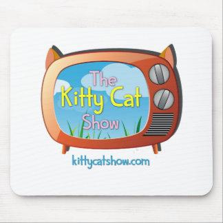 ¡Chucherías de la demostración del gato del gatito Mousepads