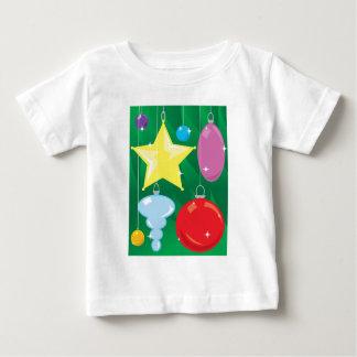 Chucherías del árbol de navidad camisas