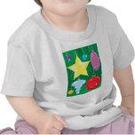 Chucherías del árbol de navidad camiseta