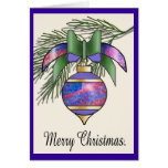 Chucherías del navidad - 20 tarjetas