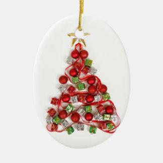 Chucherías y ornamento del árbol de navidad de los ornamento para arbol de navidad